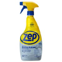 ZEP ZUQCD32 Quick Clean Disinfectant