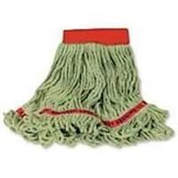 Shrinkless Wet Mop Head, Large Green
