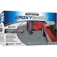 Epoxy Shield Pro Floor Kit, Semi-Gloss Dark Gray