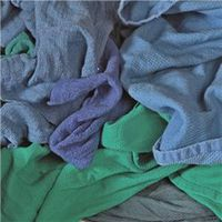 All Rags N651-25 Reclaimed Huck Towel
