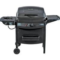 Char-Broil 463720114 2-Burner Gas Grill With Side Burner