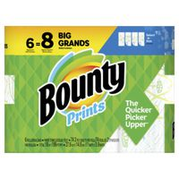 PAPER TOWEL BNTY BIG ROLL WHT