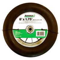 Arnold 490-322-0008 Wire Spoke Wheel 8 x 1.75 Inch