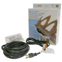 Easy Heat ADKS Fixed Resistance Roof and Gutter De-Icing Kit