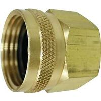 "Swivel Hose Connector, 3/4"" x 3/4"""