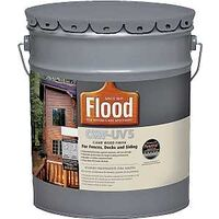 Flood VOC Exterior Wood Finish, 5 Gal Cedar