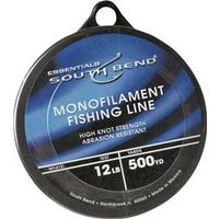 FISHING LINE MONOF 12LB 500 YD