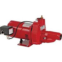 Convertible Jet Pump, 3/4 Hp