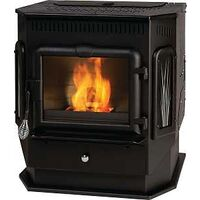 Corn & Wood Pellet Multi Fuel Stove, 15,000 to 52,000 Btu