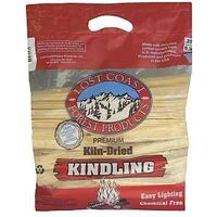 Premium Seasoned Kindling, 0.33 Cu'
