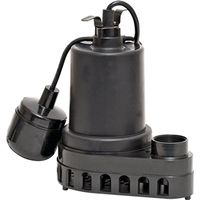 Superior Pump 92370 Submersible Sump Pumps