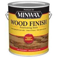 Minwax Wood Finish Interior Stain, 1 Gal English Chestnut