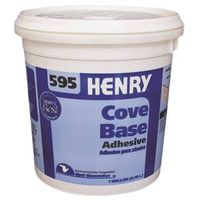 WW Henry FP00595044 Cove Base Adhesive