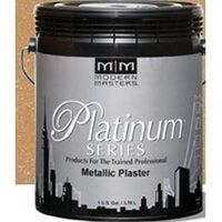 Metallic Plaster, 1 Gal Pale Gold
