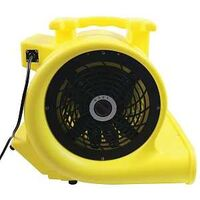Maxx Air Carpet Blower Dryer, 1 Hp Yellow