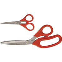 Wiss WHCS2 Lightweight Home Craft Scissor Set