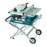 CONTRACTOR TABLE SAW W/ STAND