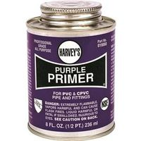 Harvey's 019060-24 PVC/CPVC Purple Primer