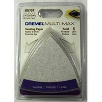 Dremel MM70P Assortment Sandpaper Set