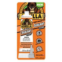 SEALANT SILICONE 2.8OZ TUBE