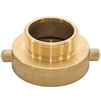 Hydrant Adapter, 2-1/2 NST X 1-1/2 NPT