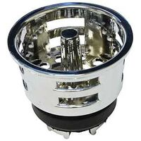 Strainer Basket Replacement For Junior Duo, Chrome