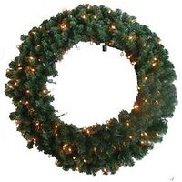 Canadian Pine Wreath, 36""