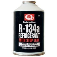 EF RLS-3 Automotive AC Refrigerant With Stop Leak/ UV Dye