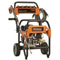 Generac Commercial Cold Water Powered Pressure Washer