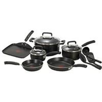 12PC, COOK SET BLACK