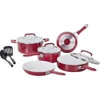 Cookware Ceramic, 10Pc Set