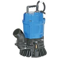 Electric Submersible Trash Pump, 110V