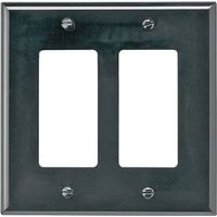Arrow Hart PJ262BK Decorator Wall Plate