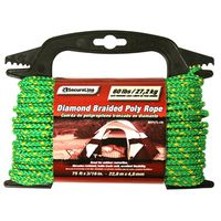 Lehigh MFP675-4W Diamond Braided Multi-Filament Assorted Rope Kit
