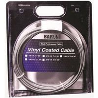 Baron 50255/50225 Pre-Cut Flexible Aircraft Cable