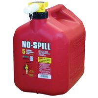 CAN GAS NO SPILL 5 GAL