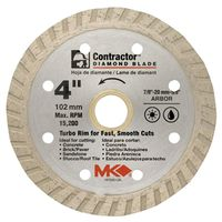 Contractor 167020 Turbo Rim Circular Saw Blade