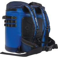 COOLER BACKPACK BLUE INSULATED