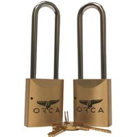 LOCK COOLER BRASS 2 PACK