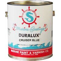 MARINE PAINT CRUSHER BLUE GAL