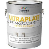 California 52900-1 Ultraplate Trim and Cabinet Paint