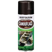 Rustoleum Specialty Non-Reflective Topcoat Camouflage Spray Paint