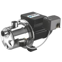 Bur-Cam Pumps 506518SS Shallow Well Jet Pumps