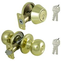DOOR ENTRY/BOLT BALL PB KA2 VP