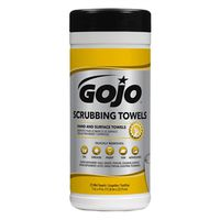 TOWEL SCRUBBING 25CT CONTAINER