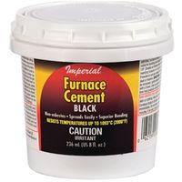 CEMENT FURNACE 8OZ BLACK