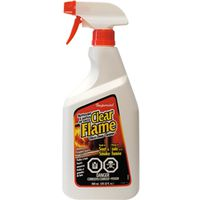 Kel Kem Clear Flame Glass Door Cleaner