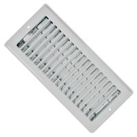 3 x 10, CEILING REGISTER WHITE