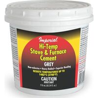 HI TEMP CEMENT GREY 3LB