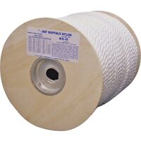 "Twisted Nylon Rope, 5/8"" x 300'"